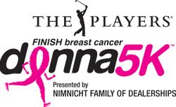 The DONNA Foundation Returns to In-Person Races with THE PLAYERS DONNA 5K Presented by Nimnicht Family of Dealerships