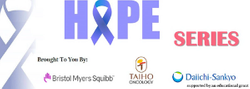 Announcing Hope Series Webinar From Hope For Stomach Cancer