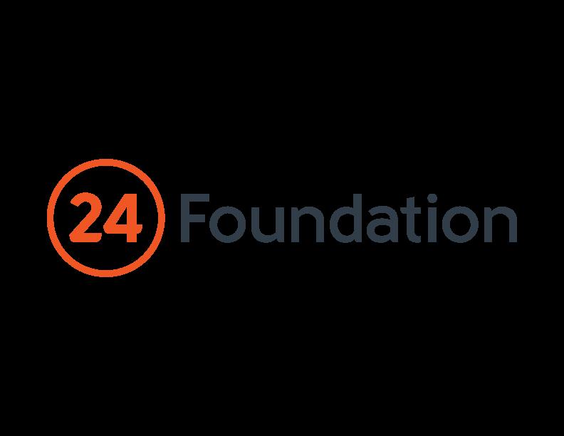 Twenty Four Foundation logo