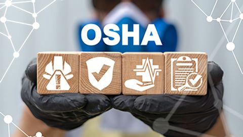 Will OSHA cite me for requesting employees not wear masks?