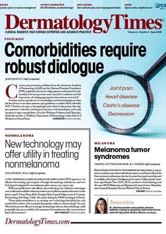 Dermatology Times, June 2020 (Vol. 41, No. 6)