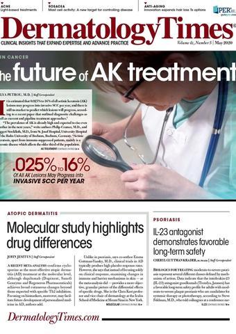 Dermatology Times, May 2020 (Vol. 41, No. 5)