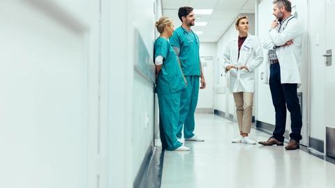 Positive workplaces improve patient experiences