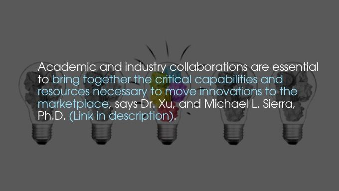 Opportunities for collaboration with industry