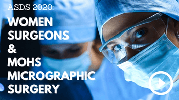 Women surgeons and Mohs micrographic surgery in the U.S.