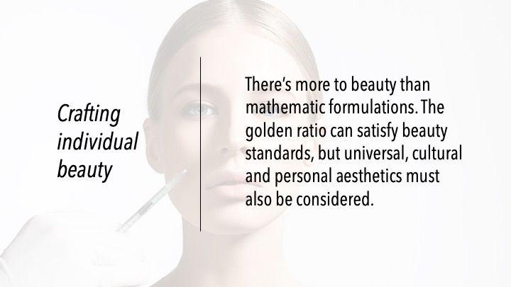 Crafting individual beauty