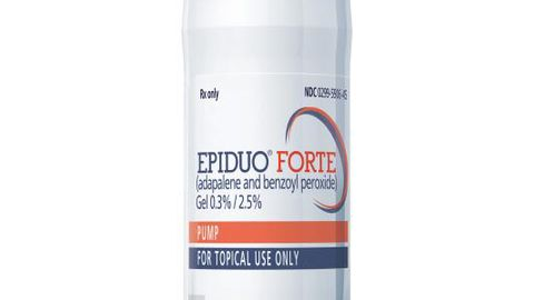 Epiduo Forte shows reduced acne lesions, risk of scarring in trial data