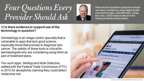 Four questions every provider should ask about digital technology