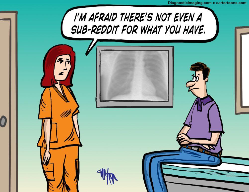 Bad diagnosis comic