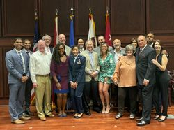 RadPartners VP Takes Military Leadership Role