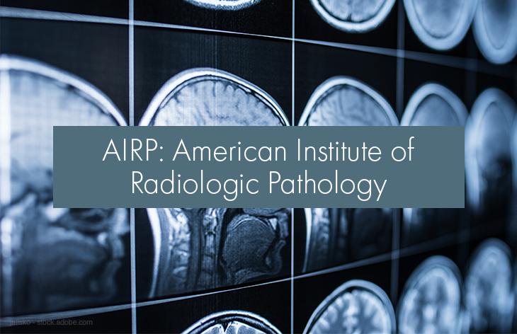 American institute of radiologic pathology