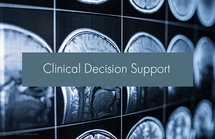 Clinical decision report