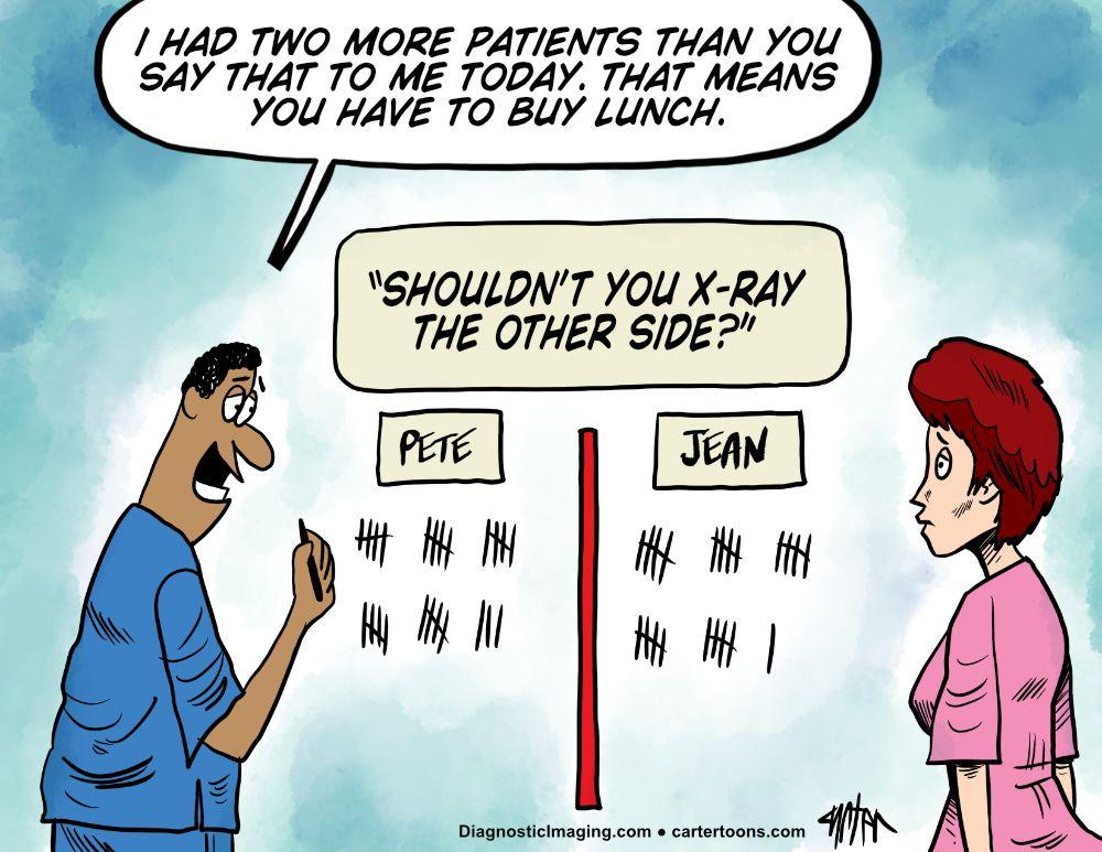 Cliched patient question comic