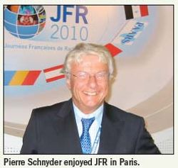 Popular Swiss chest specialist receives prestigious SFR award