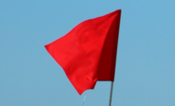 6 Red Flags: Avoid Becoming Invisible in the Dark Reading Room