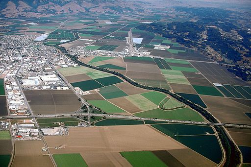 9.Santa Cruz-Watsonville, California