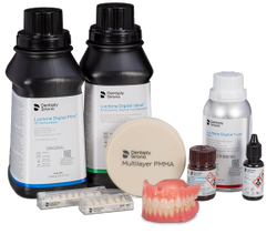 New Material Indications, Planned Print Platform Validations Key to Lucitone Digital Print Denture System Extension