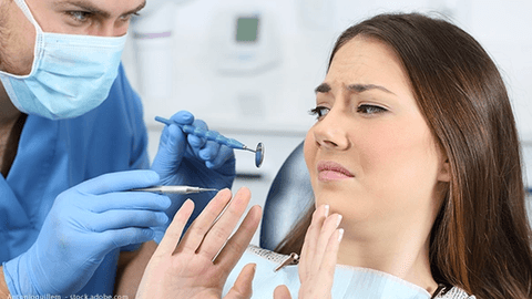 How to eliminate dental patient phobias