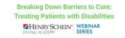 Henry Schein Dental Launches Webinar Series On Caring for Patients With Disabilities