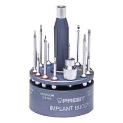 5Ws* Implant Buddy Driver Set