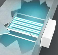 CK300H HVAC UVC System Designed to Reduce Airborne Contaminants