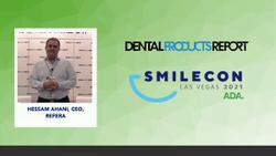 ADA SmileCon 2021 - Interview with Refera CEO Hessam Ahani, DDS