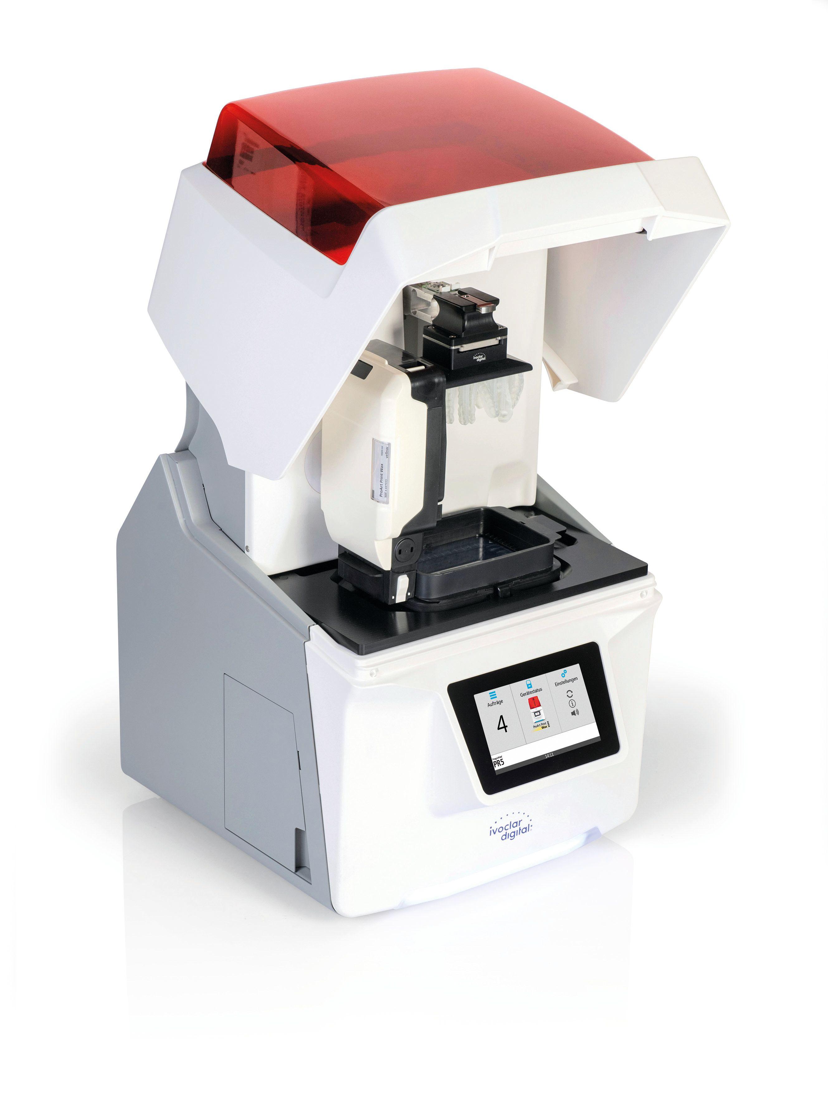 PrograPrinograPrint 3D Print System
