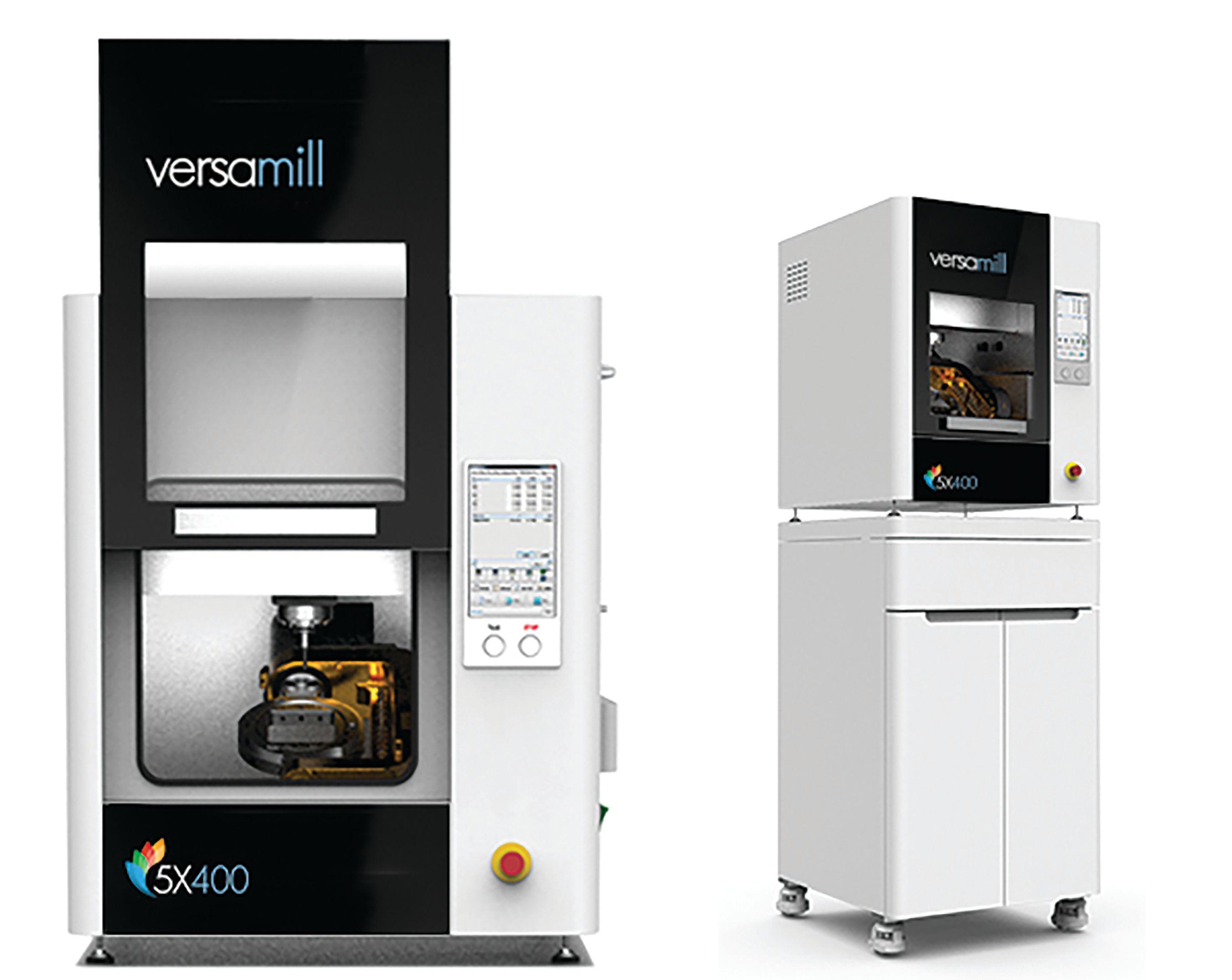 Axsys Versamill 5x400