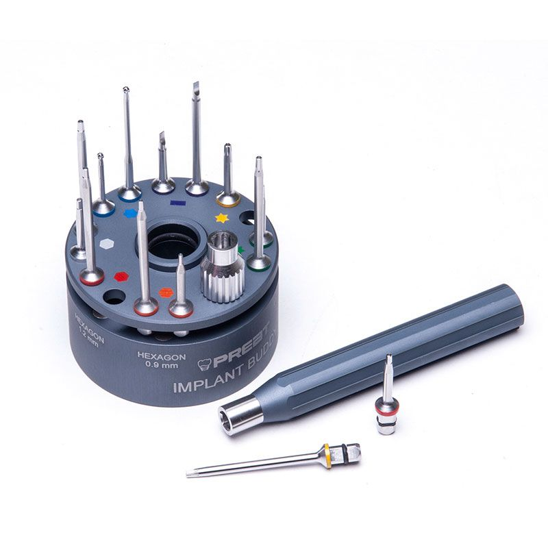 Preat Corporation Implant Buddy Driver Kit