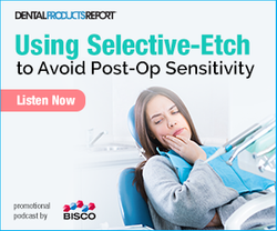 Using Selective-Etch to Avoid Post-Op Sensitivity