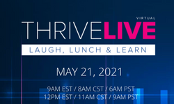 Henry Schein Announces ThriveLIVE 2021 Virtual Event