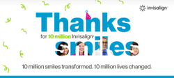Align Celebrates 10 Million Customers with $10 Million Donation
