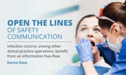 Open the Lines of Safety Communication