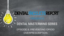 Mastermind - Episode 8 - Preventing Opioid Overprescription