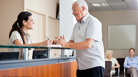 How to ensure front desk marketing finesse