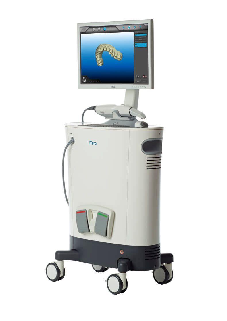 Cadent iTero intraoral scanner