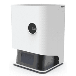 Roland DGA's New SOL LCD 3D Printer Offers In-house Production of Models, Guards, and Guides