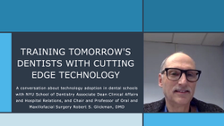 Training Tomorrow's Dentists with Cutting Edge Technology