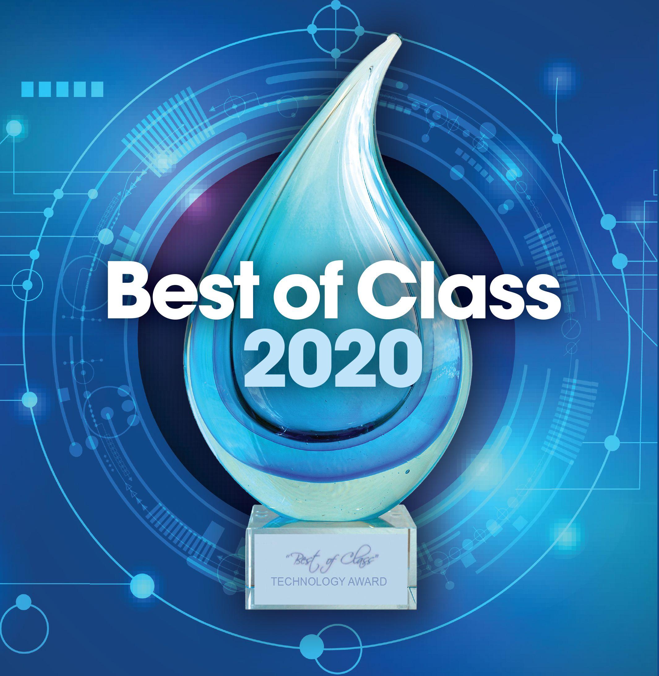 2020 Cellerant Best of Class Technology Awards