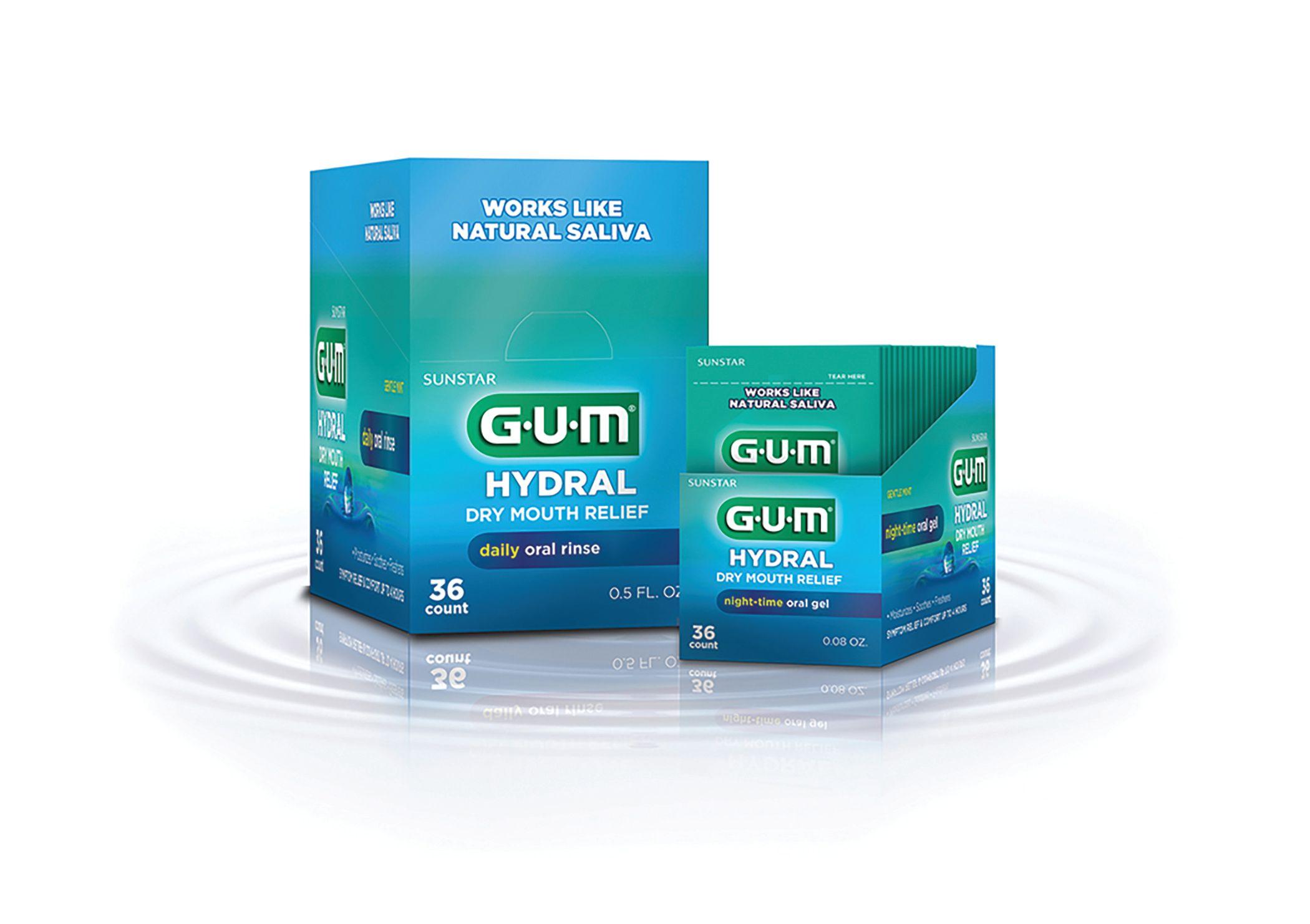 GUM® Hydral™