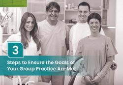3 Steps to Ensure the Goals of Your Group Practice Are Met