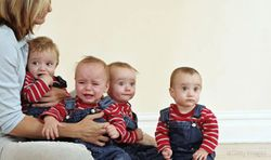 Does having more children equal fewer teeth for mothers?