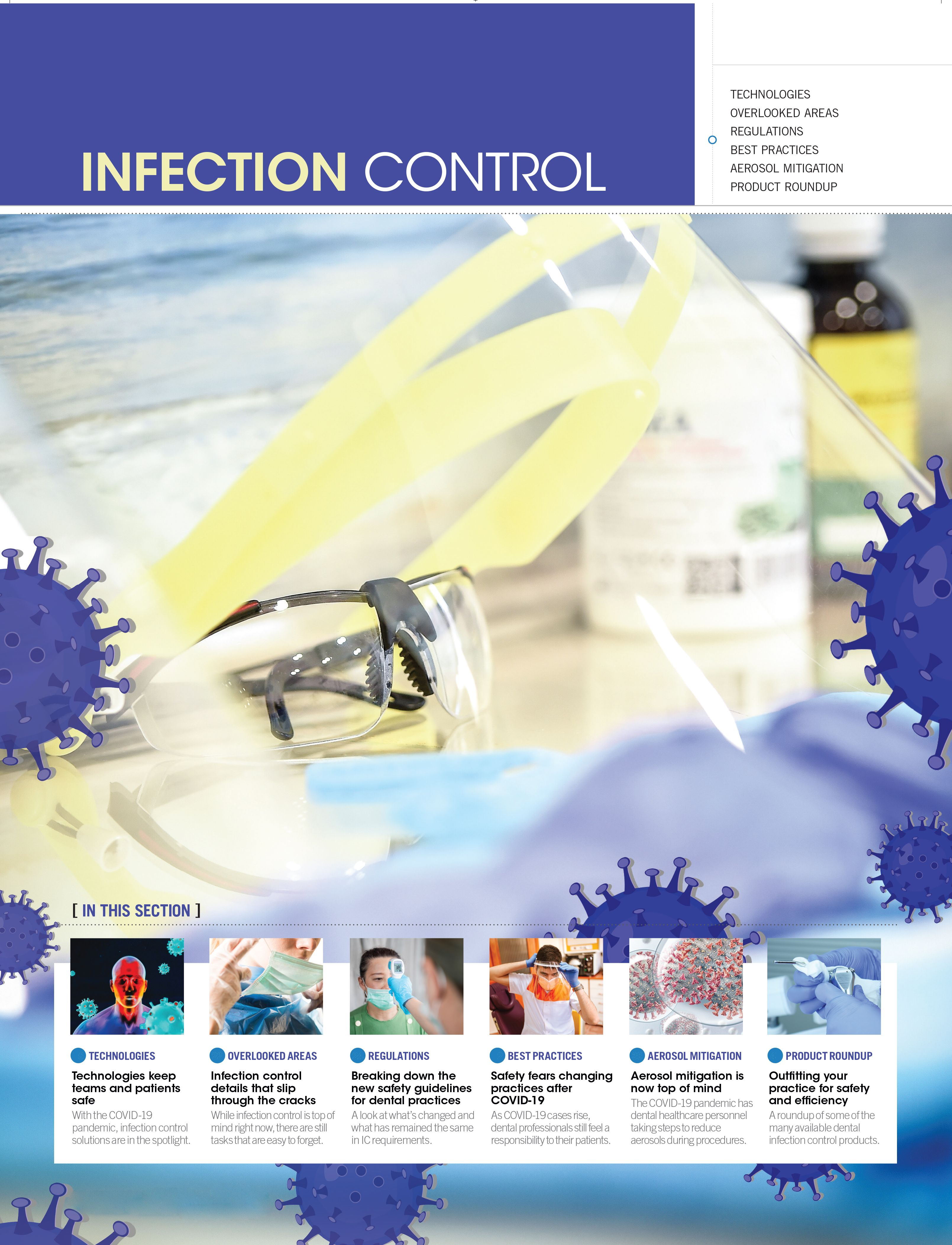 <b>August 2020 Infection Control Special Report</b>