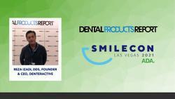ADA SmileCon 2021 - Interview with Denteractive Founder & CEO Reza Izadi, DDS