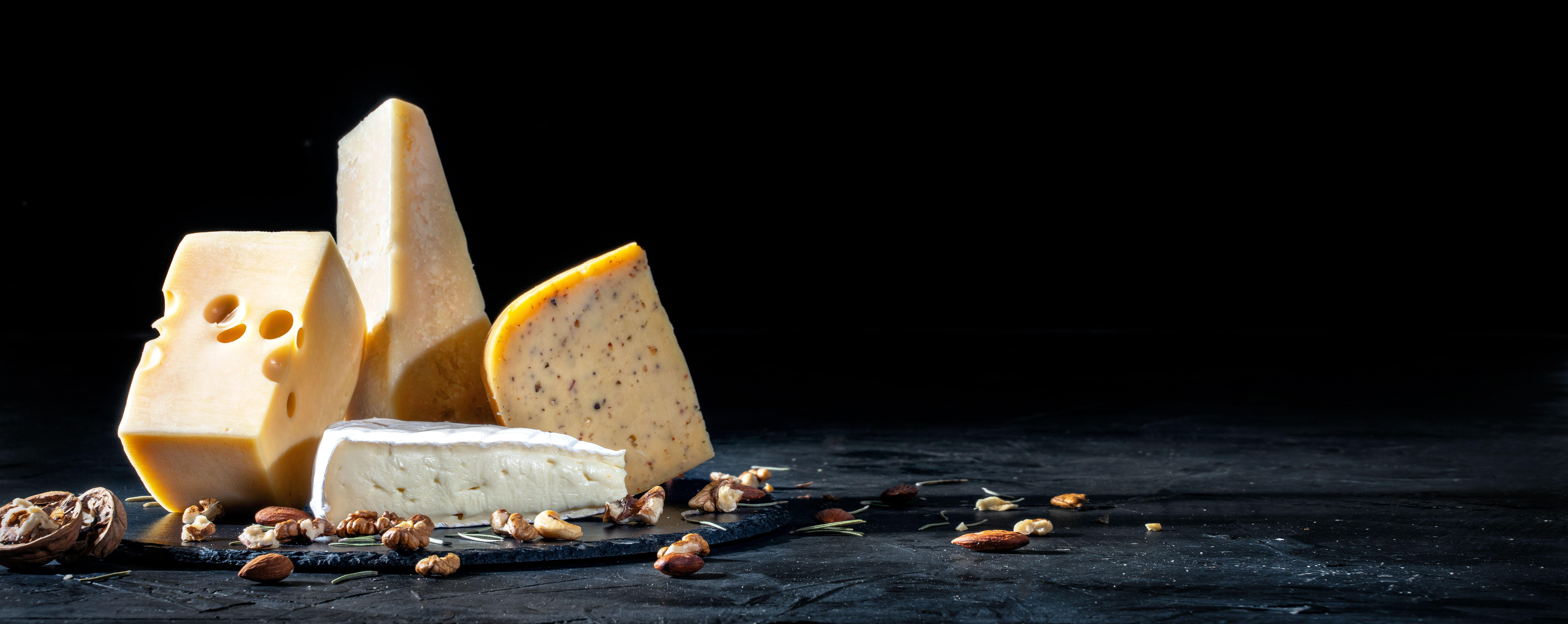 Cheese is a healthy food for teeth