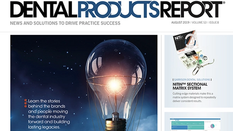 Dental Products Report's next act begins to take shape