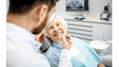Gray Matters: Dental care in an aging population