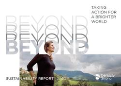 Beyond. Taking Action for a Brighter World is Dentsply Sirona's New Sustainability Strategy