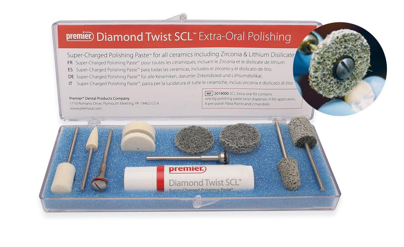 Diamond Twist SCL™