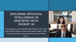 Exploring Artificial Intelligence in Dentistry with Overjet AI